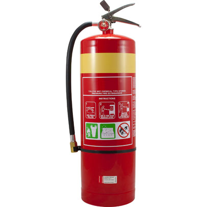 Confine Small Workplace Emergencies (Fire Extinguisher)