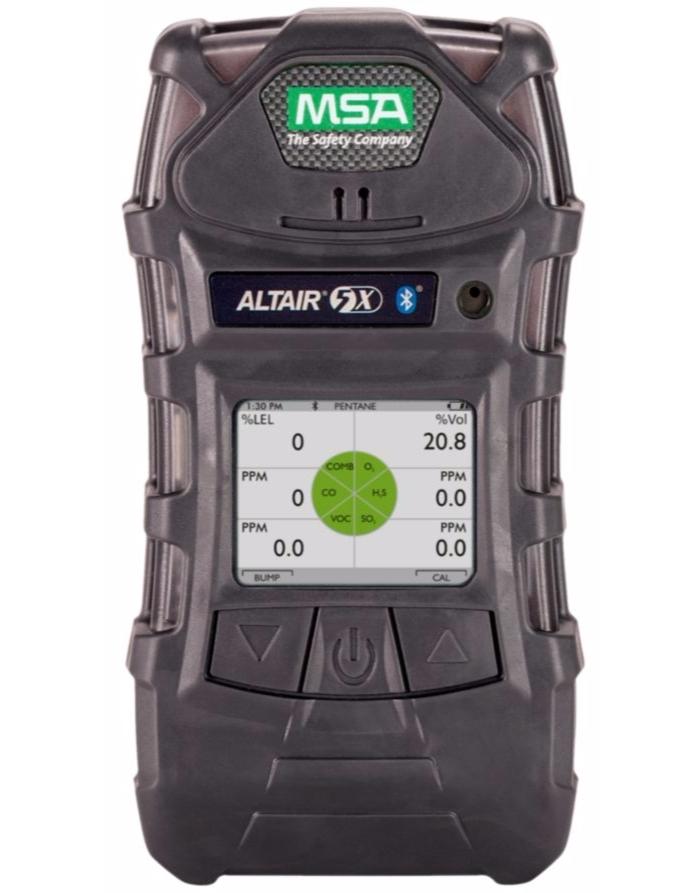 GD505 | Altair 5X (BT) - Multigas +VOC/SO2