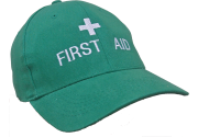 First Aid Officer Cap